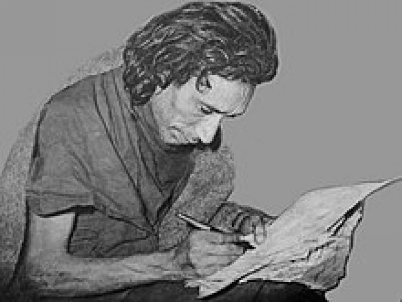 شاعر ساغر صدیقی کی 47 ویں برسی