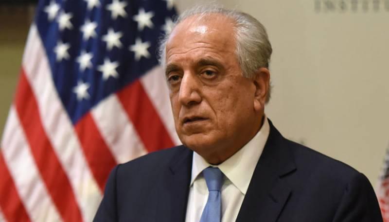 Afghanistan,Kabul,US Forces,Afghan Peace Process,Zalmay Khalid Zad