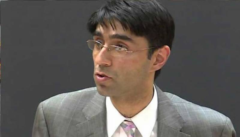 Moeed Yousaf,Afghanistan,Kabul,US Forces,Afghan Peace Process