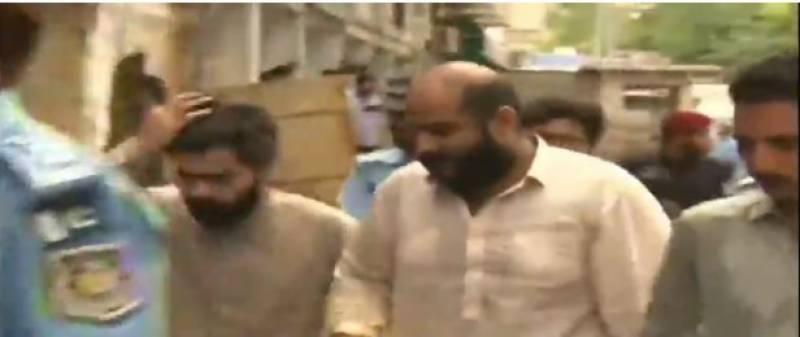 اسلام آباد میں جوڑے پرتشدد کرنے والے ملزمان کو اڈیالہ جیل بھیج دیا گیا