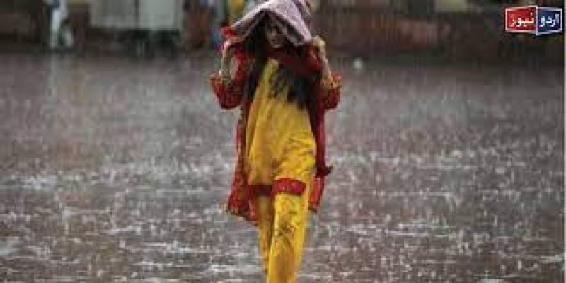 عید کے دوسرے روز شام کو پنجاب میں بارش کا امکان ہے، محکمہ موسمیات