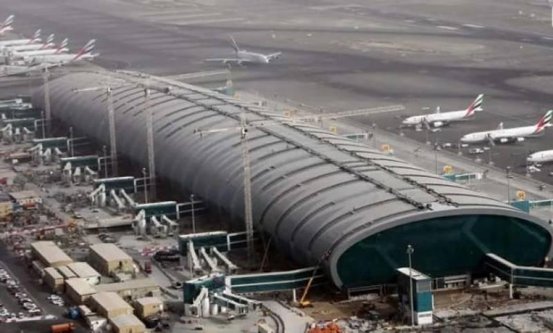 دبئی ائرپورٹ پر دوطیارے آپس میں ٹکرا گئے