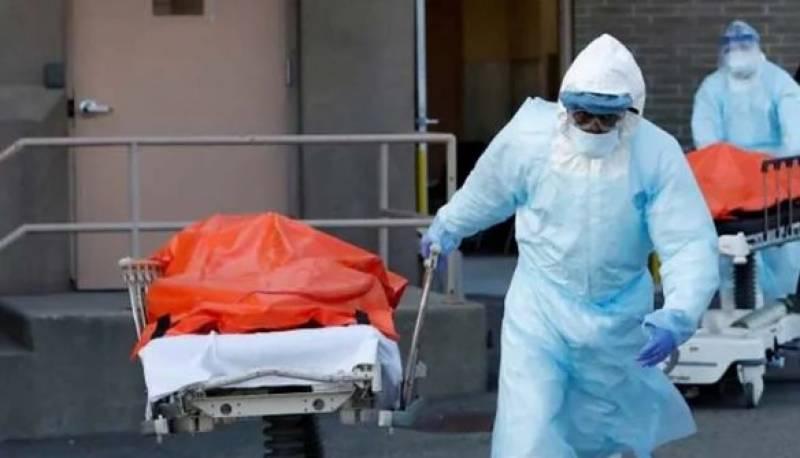کورونا کی وباء نے امریکی شہریوں کی اوسط عمر کم کردی