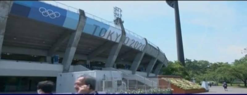 ٹوکیو اولمپکس کا انعقاد خطرے میں پڑگیا، کئی کھلاڑیوں کے ٹیسٹ مثبت آگئے