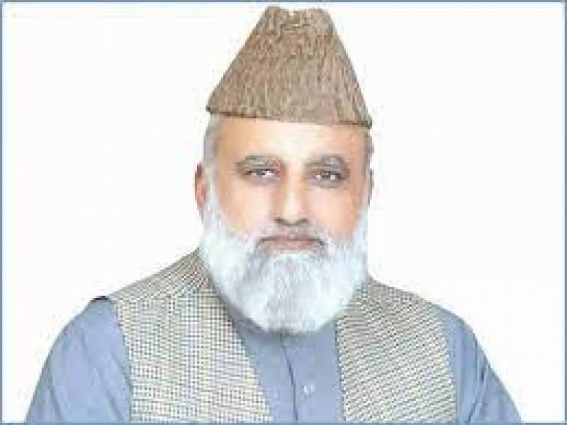جماعت اسلامی نے عبدالرشید ترابی کی پارٹی رکنیت منسوخ کردی