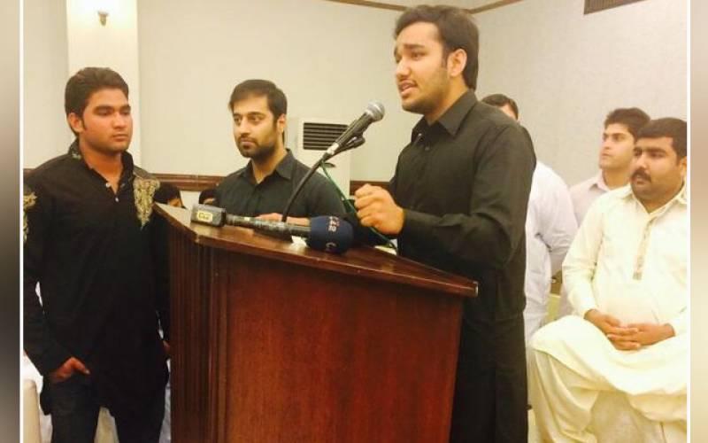 Lahore police, PML-N leader, Saif ul Malook Khokhar, son, Faisal