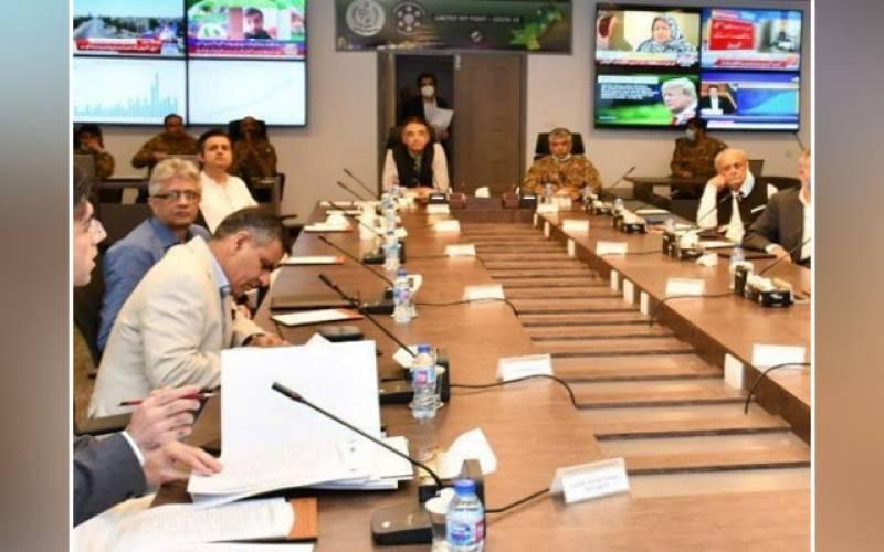 NCOC, guidelines, domestic air travel, PIA, PTI government, Asad Umar