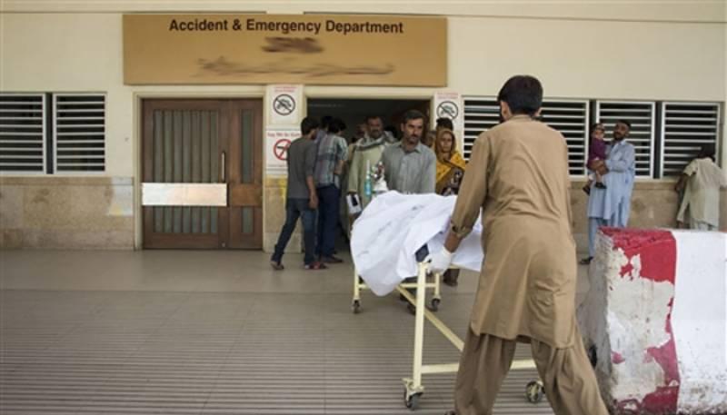 Karachi Hospital Emergency