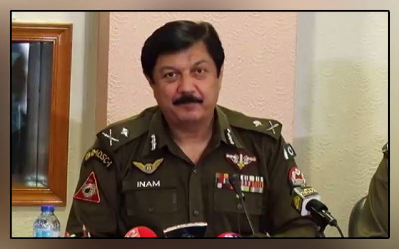 IG Punjab, Inam Ghani, instructions, Azad Jammu and Kashmir elections