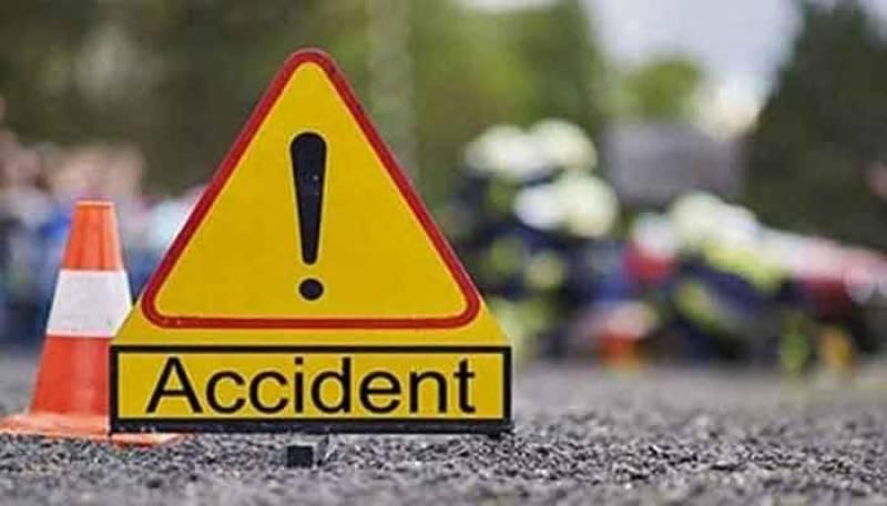 اوکاڑہ، مسافر بس کو حادثہ، دو افراد جاں بحق ، 5 زخمی