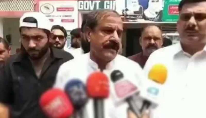 آزاد کشمیر الیکشن، اگر انتظامیہ نے بات نہ سنی تو مدد کیلئے بھارت کو پکاریں گے، اسماعیل گجر