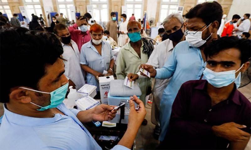 Global Vaccination,Pakistan Vaccine,Karachi Sindh,Murad Ali Shah,Deputy DIG