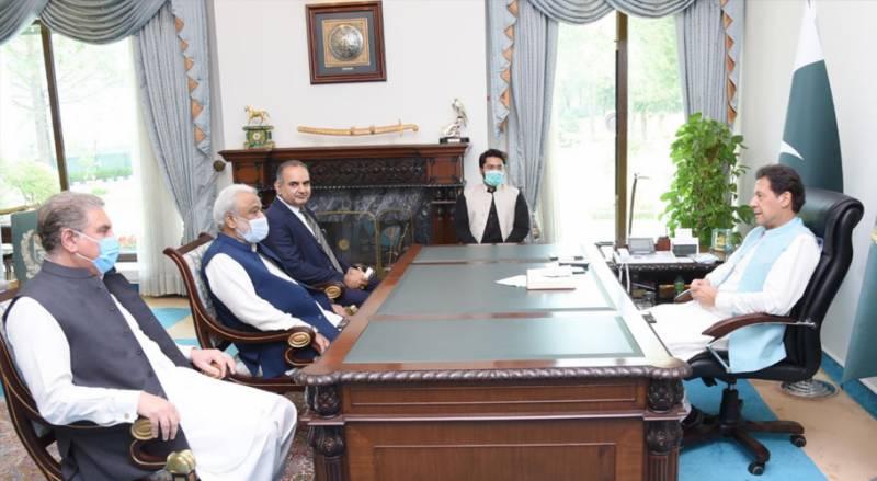 ارباب غلام رحیم کو وزیراعظم کا معاون خصوصی بنانے کا فیصلہ