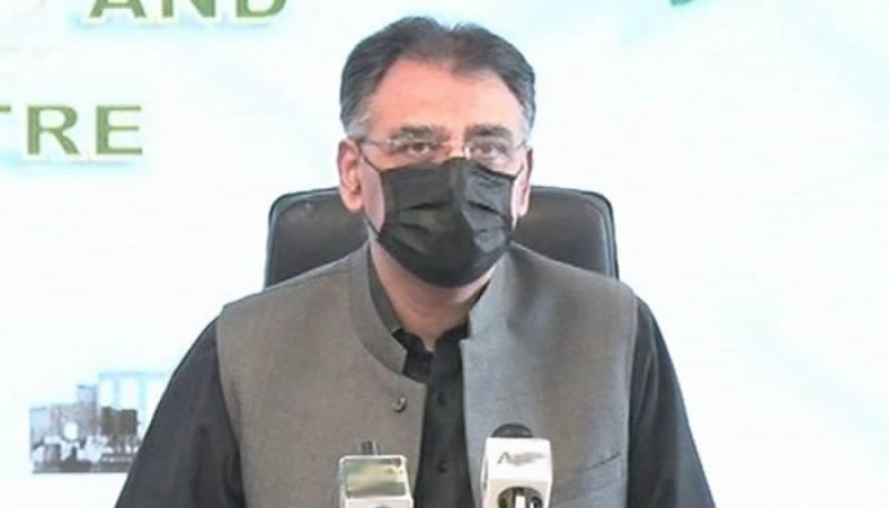 NCOC,Asad Umar,Karachi,Sindh Govt