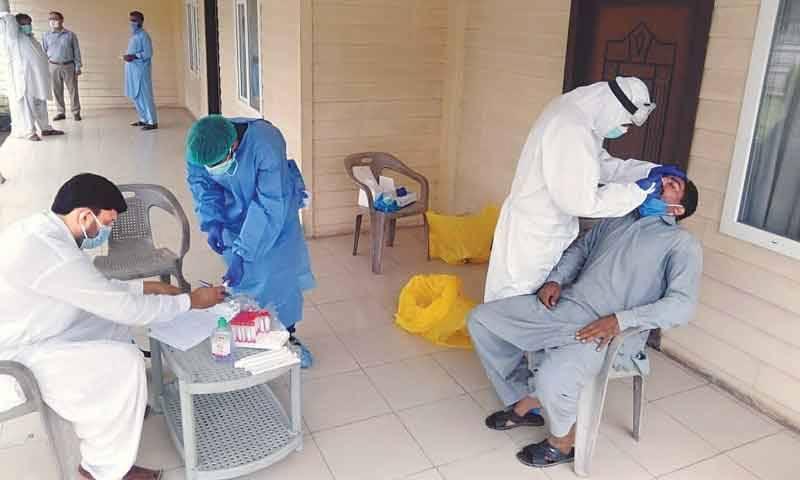 کراچی کے بعد لاہور میں بھی ڈیلٹا وائرس پھیلنے لگا