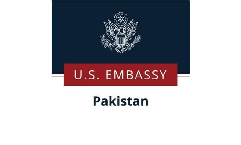 کسی کیس میں بھی ہم عدالتی کارروائی پر اثر انداز نہیں ہو سکتے، امریکی سفارتخانہ
