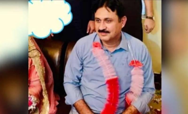 سابق رکن قومی اسمبلی جمشید دستی نے شادی کرلی