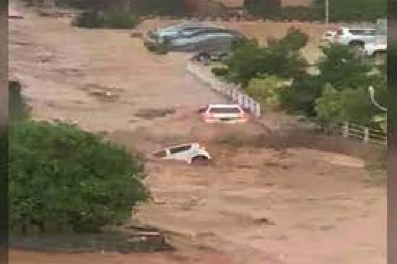اسلام آباد میں گھر کے تہہ خانے میں پانی بھرنے سے ماں بیٹا جاں بحق ہوگئے