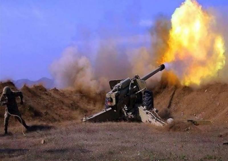 آذربائیجان کی فوج کی بلاجواز فائرنگ سے 3 فوجی اہلکار ہلاک اور دو زخمی ، ترجمان آرمینیا