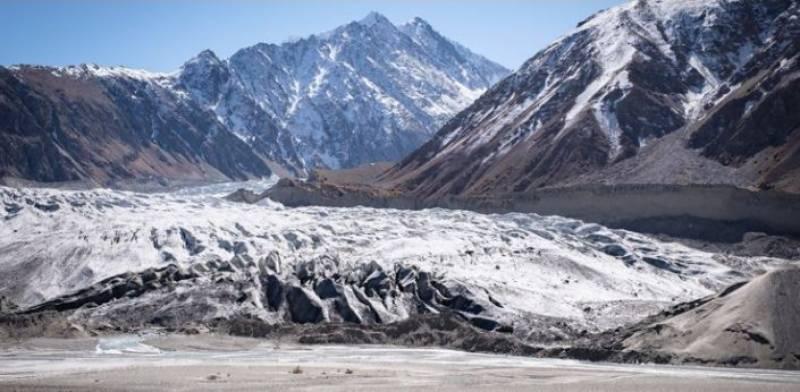 چترال کے مختلف علاقوں میں گلیشیئر پھٹنے کا خدشہ ہے، محکمہ موسمیات