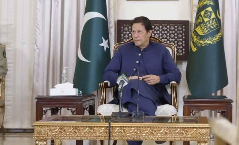 پاکستان افغان عمل میں بھارت کی شمولیت کو قبول نہیں کر سکتا، وزیراعظم عمران خان