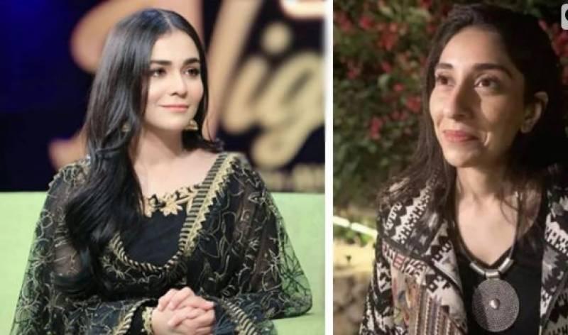 ہماری عدالتی مشینری ناکام ہے، نورمقدم قتل پر اداکارہ حمائمہ ملک کا بیان