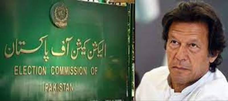 کیوں نہ بلے کا نشان واپس لے لیں؟ الیکشن کمیشن کا وزیر اعظم کو نوٹس