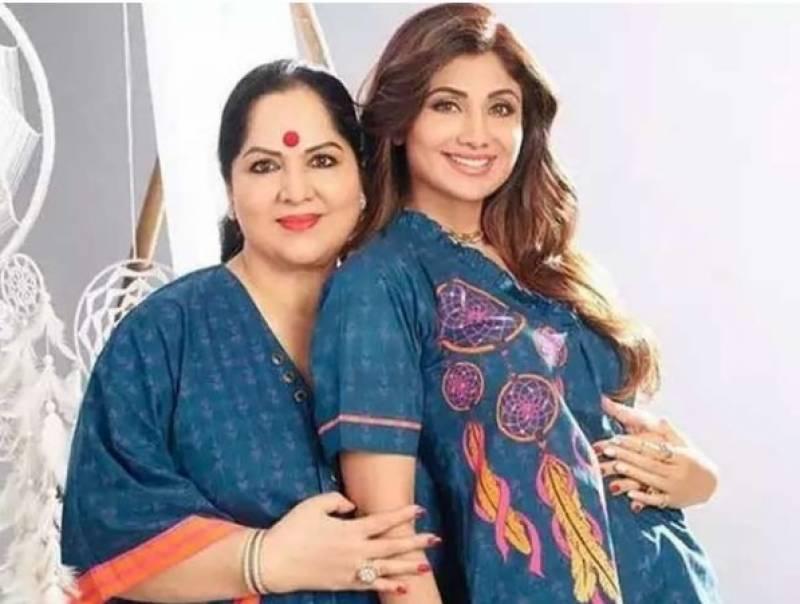 بھارتی اداکارہ شلپا سیٹھی کی والدہ کے ساتھ فراڈ، درخواست جمع کروادی گئی