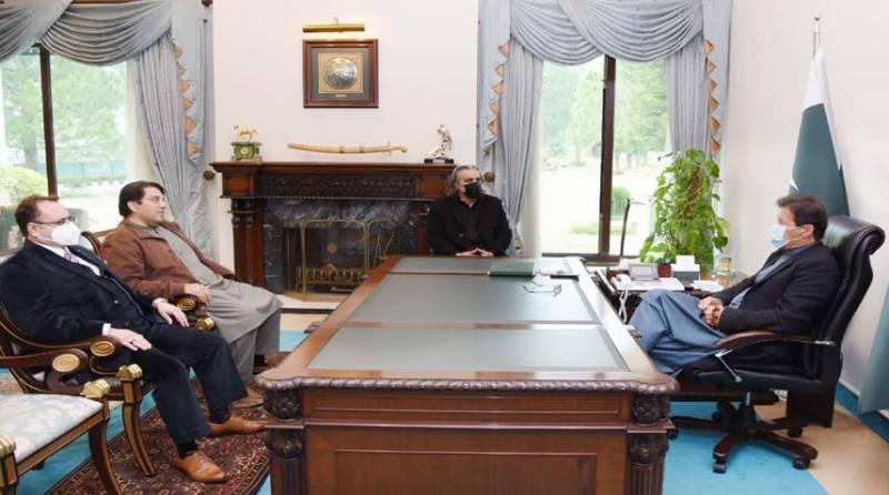آزاد کشمیر کا وزیر اعظم کون ہوگا؟ وزیر اعظم نے 4 امیدواروں کے انٹرویو کرلیے ،جلد اعلان ہوگا
