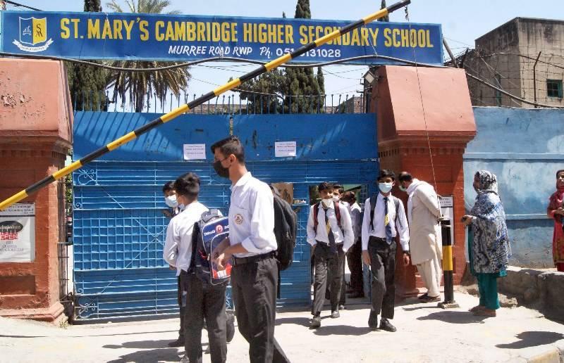 پنجاب میں تعلیمی اداروں کی گرمیوں کی چھٹیوں میں اضافہ نہ کرنے کا اعلان