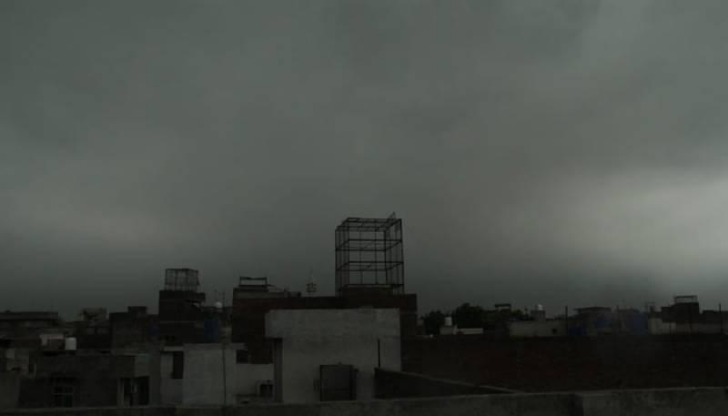 Rainy Season in Pakistan