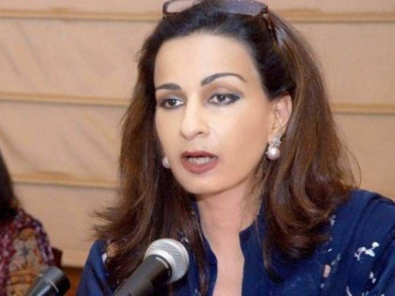 حکومت اپنی نااہلی کی سزا عوام کو دے رہی ہے: شیری رحمان