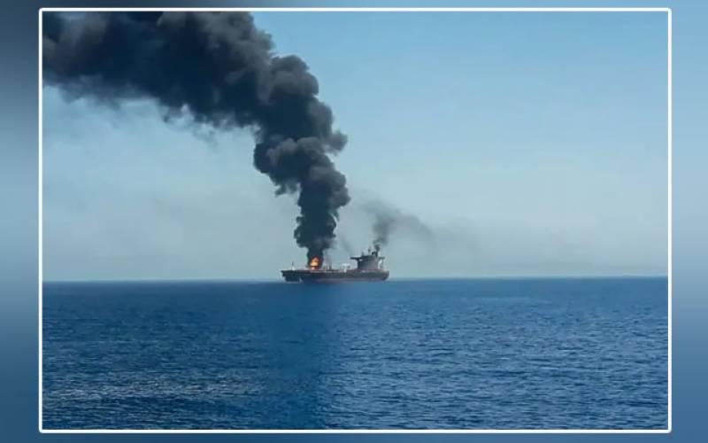 Israel, blames, Iran, attack, oil tanker, Oman