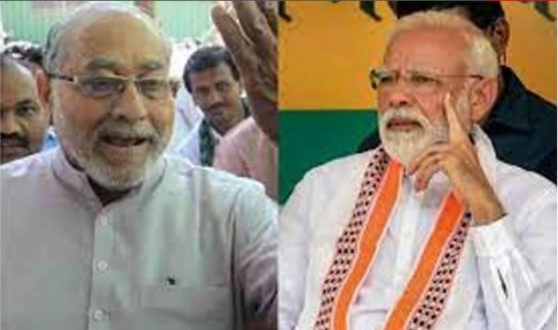 بھارتی وزیراعظم نریندر مودی کا بھائی ان کے خلاف ہوگیا