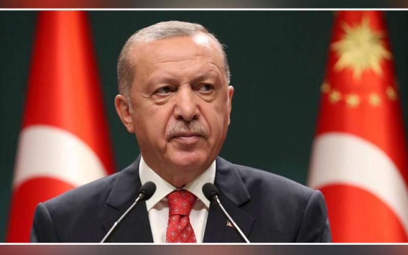 Turkish President, Tayyip Erdogan, conspiracy, wildfires incident, villages, hotels, evacuation