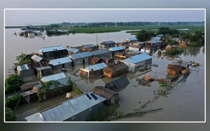 Floods, landslides, 20 people, Bangladesh, India, Pakistan
