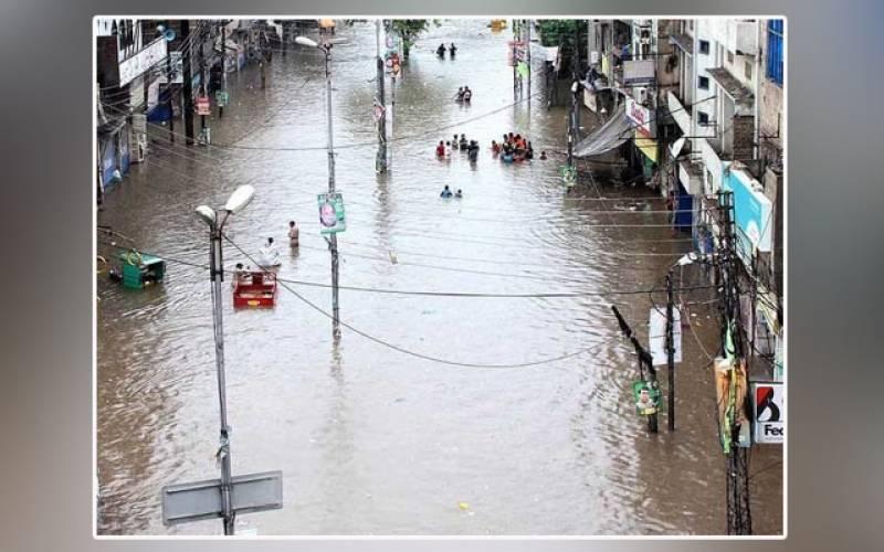 Meteorological Department, rain, Pakistan, flood, landsliding