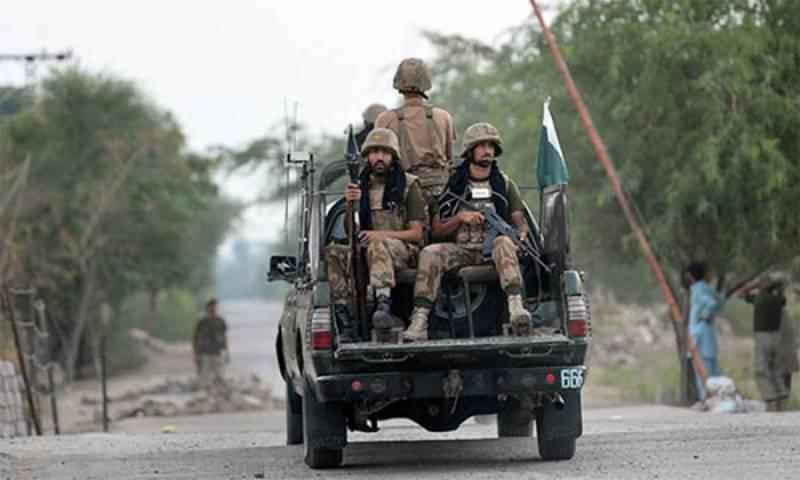 South Waziristan,Pak Army Operation,ISPR