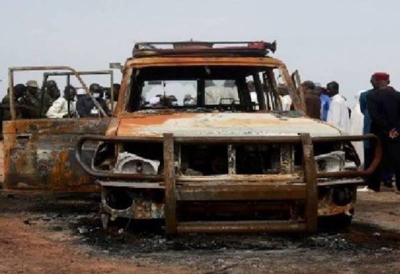 نائیجیریا میں فوج پر باغیوں کے حملے میں 15 اہلکار مارے گئے