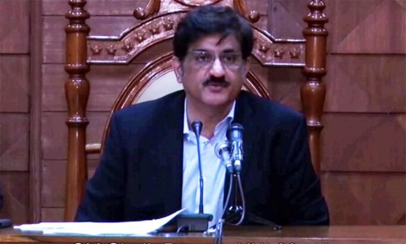کراچی میں کورونا کی تازہ ترین صورتحال کیا ہے ؟مراد علی شاہ نے تفصیلات شیئر کر دیں