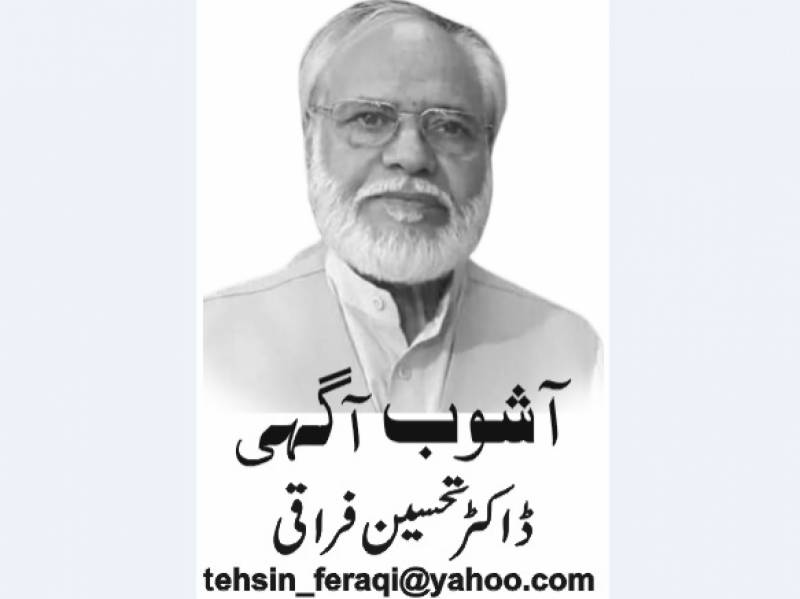 Dr. Tahseen Firaqi, Nai Baat Newspaper, e-paper, Pakistan