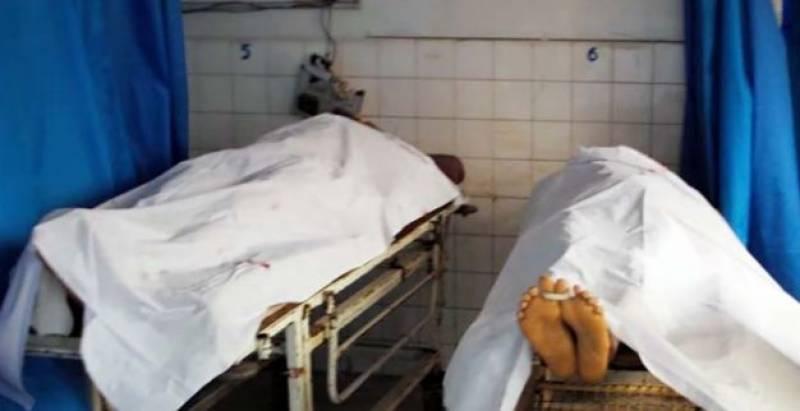 بدبخت نشئی نے پیسے نہ دینے پر ماں اور بھانجی کو قتل کردیا