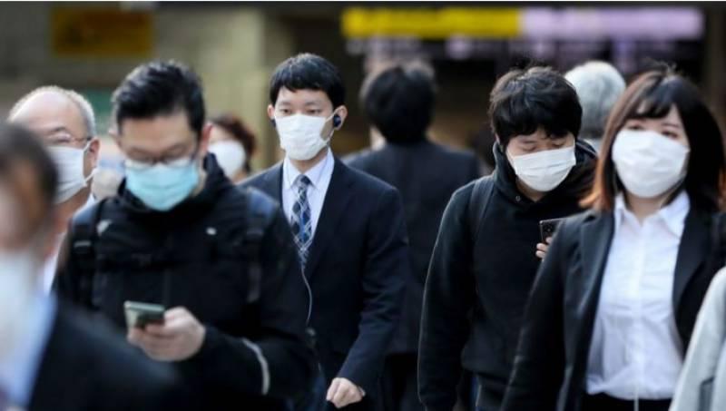 جاپان میں کورونا وائرس سے نوجوان زیادہ متاثر ہوئے ہیں