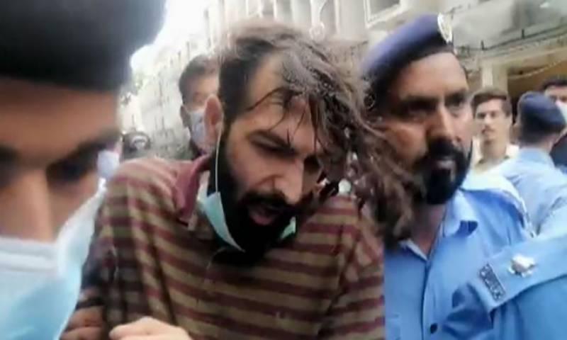 نورمقدم کیس کے ملزم ظاہر جعفر کا ہسپتال میں چیک اپ کیا گیا