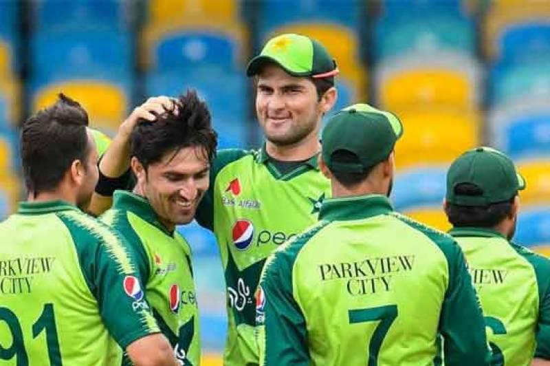 پاکستان نے ویسٹ انڈیز کیخلاف ٹی ٹوئنٹی سیریز جیت لی