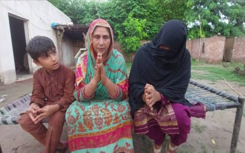 Police, Ferozewala, affected family, justice, IG Punjab, PTI government