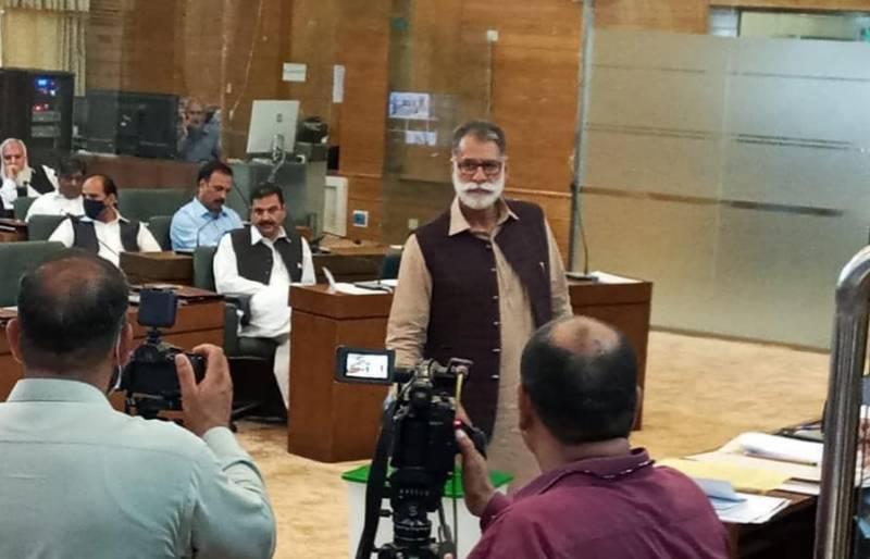 سردار عبدالقیوم نیازی وزیراعظم آزاد کشمیر منتخب ہو گئے