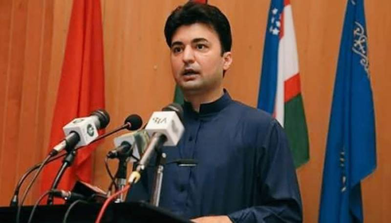 Murad Saeed,Minister Pakistan,Federal Minister for Communication