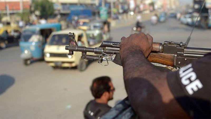 Karachi Crime,Pakistan,SSP Karachi