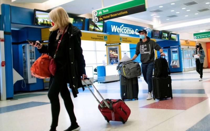 امریکہ کا ویکسین شدہ افراد کو ملک میں داخلے کی اجازت دینے پر غور